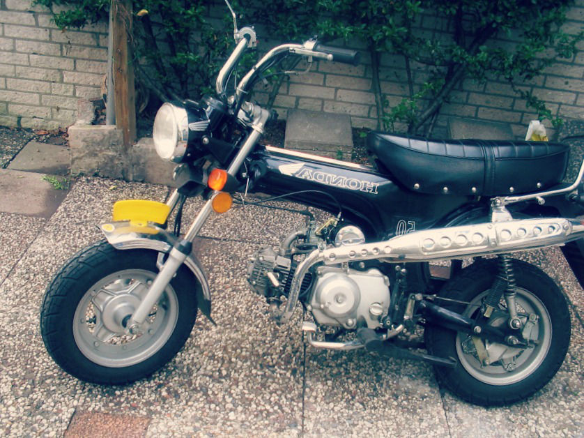 Dax, peewee, pit-bikes et pocket-bikes : L'essor des mini- motos