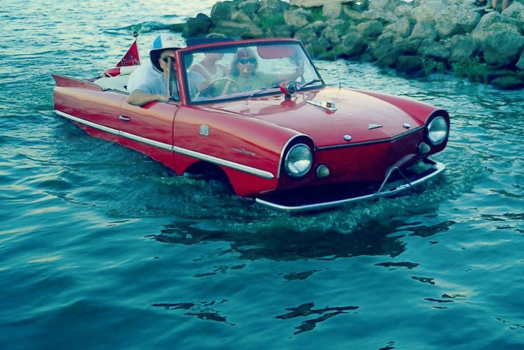 voiture-amphibie