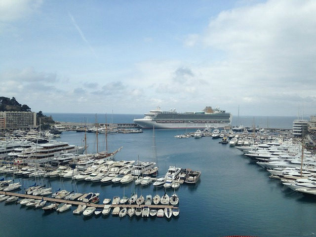 Visit Monaco with a private cruise ship tour