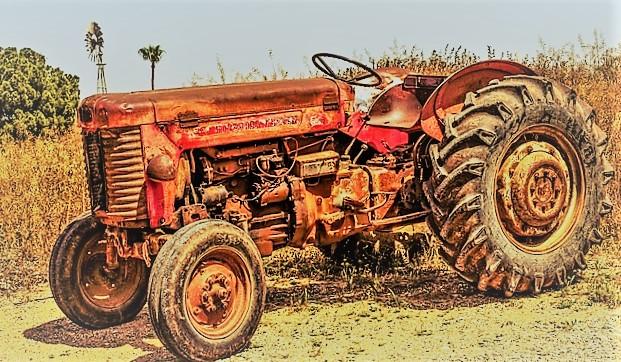L'agriculture d'aujourd'hui