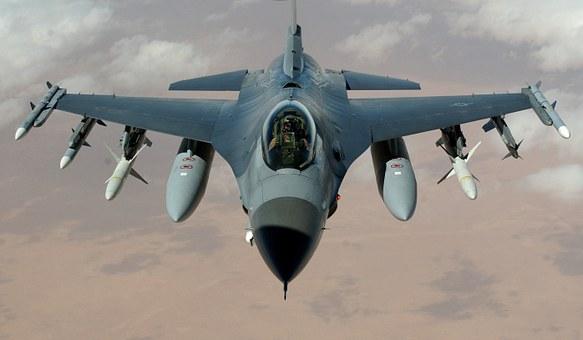 Les avions de chasse, toujours plus rapides
