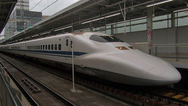 Le Shinkansen : le TGV japonais